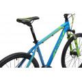 Велосипед MTB Cronus Coupe 4.0 27.5 Голубой/Зеленый (2017)