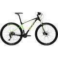 Велосипед MTB Giant Fathom 29er 2 LTD Black/Green (2017)