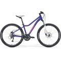 Велосипед МТВ Merida Juliet 6.40-D Cobalt Blue / White / Pink Sticker (2016)