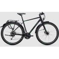 Велосипед туристический Cube Travel Black?n?green (2017)