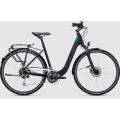Велосипед универсальный Cube Touring Exc Black?n?blue (2017)