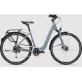 Велосипед универсальный Cube Touring Exc Grey?n?lime (2017)