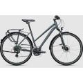 Велосипед универсальный Cube Touring Pro Grey?n?flashgreen  (2017)
