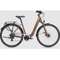 Велосипед универсальный Cube Touring Pro Havanna brown?n?orange (2017)